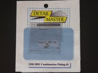 "DETAIL MASTER【DM-3091】Combination Fitting#1(8pce@.022""I.D)"