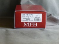 MFH【K-576】1/43 908/3 1971 VerC Fulldetail Kit