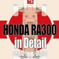 "Model Factory Hiro 【FC03】PHOTOGRAPH COLLECTION Vol.3 ""HONDA RA300 in Detail""l"