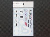 MFH【SDK-257】1/20 MATRA MS80 VerA Spare decal