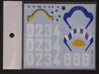 MFH【SDK-265】1/20 Tipo159 VerB スペアデカール