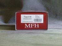 Model Factory Hiro【KE-014】1/12scale Tipo 158 Engine Kit