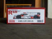 STUDIO27【FD-24013】1/24 R18 #7 e-tron quattro LM2015 KIT