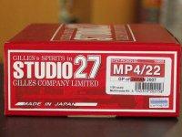 STUDIO27【FK-20215C】1/20 MP4/22 japan GP'07