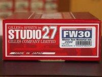 STUDIO27【FK-20225】1/20 FW30'08 winter test