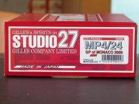 STUDIO27【FK-20241】1/20 MP4/24 GP of MONACO 2009