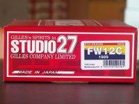 STUDIO27【FK-20256】1/20 FW12C JAPAN GP 1989