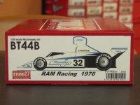 "STUDIO27【FK-20296】1/20 BT44B ""RAM Racing""1976  kit"