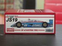 STUDIO27【FK-20309】1/20 JS19 オーストリアGP 1982 KIT
