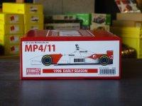 STUDIO27【FK-20322】1/20 MP4/11 EARLY SEASON 1996 kit