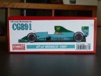 "STUDIO27【FK-20329】1/20 MARCH 891 ""MONACO GP""1989 Kit"