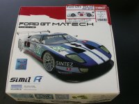 STUDIO27【PDT-004】【プランA】1/24 FORD GT1 FIA-GT 2010 キット+トランスキット2012+デカール2012 lot100pc