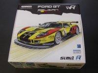 STUDIO27【ST27-PKS141104】1/24 FORD GT GT1 BELGIAN #9 FIA GT 2011 KIT
