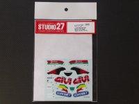 "STUDIO27【DC-748C】1/12 ホンダRC211V""LCR""'Moto-GP'06 サイドカウル"