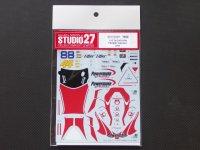 STUDIO27【DC-813】1/12 DUCATI GP9 PRAMAC RACING 2009 US GP