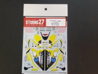 STUDIO27【DC-852】1/12 YAMAHA YZR-M1 Tech 3 #14 2005 decal