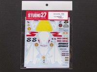 "STUDIO27【DC-786】1/12 ホンダNSR500""Shell""01"