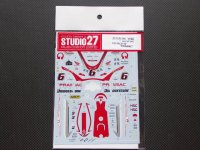 """STUDIO27【DC-790】1/12 ホンダ RC211V""""PRAMAC""""moto GP 2003限定300"""