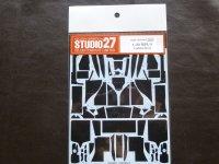 STUDIO27【CD-20001】1/20 MP4/4用カーボンデカール(T社対応)