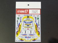 "STUDIO27【DC-1040】1/24 ST185 ""Stomil"" #3 Rally EL Crorte Lngles 1996 DECAL(T社対応)"