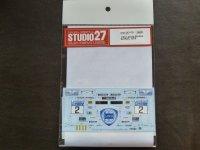 STUDIO27【DC-1128】1/24 Lancia Stratos #2 RAC 1979 Decal (H社対応)