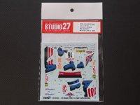 "STUDIO27【DC-735】1/24 プジョー307WRC ""MONTE-CARLO #16 ASTRA""'06"