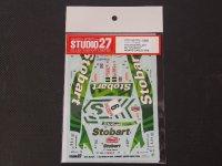 """STUDIO27【DC-737C】1/24 フォードフォーカスRS WRC""""Stobart""""モンテカルロ'2006"""