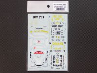 STUDIO27【SDFD-43014C】1/43 956 NEWMAN/taka-Q 1985/86 (Long tail)スペアーデカール(スタジオ対応)