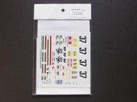 STUDIO27【SDFR-2412】FERRARI 365GTB4 LM 1973 #37スペアーデカール(スタジオ対応)