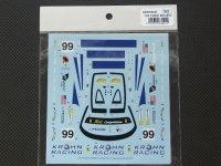 "STUDIO27【SDFR-2427】1/24 430GT #99 ""Risi competizione"" LM 2007スペアーデカール(スタジオ対応)"