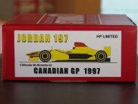 STUDIO27【NET-2032】1/20 ジョーダン197 カナダGP 1997