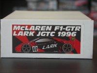 STUDIO27【ELK-2402】1/24 F1 GT-R #60/61 JGTC (1996)kit