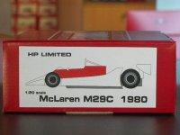 STUDIO27【NET-2023】1/20 マクラーレンM29C 1980 通販限定廉価版