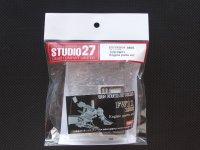STUDIO27【FP-20126】1/20 FW11 前期型 エンジンパーツセット(T社対応)