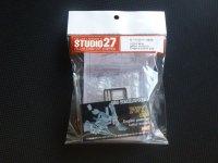STUDIO27【FP-20127】1/20 FW11 後期型 エンジンパーツセット(T社対応)