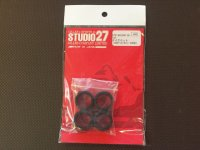 STUDIO27【MO2401-38】1/24 タイヤセット