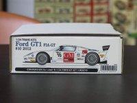 STUDIO27【TK-2459】【プランB】1/24 FORD GT1 FIA-GT 2012 トランスキット+デカール2012 (simil-r社対応)