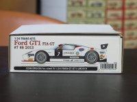 STUDIO27【TK-2460】【プランB】1/24 FORD GT1 FIA-GT 2013 トランスキット+デカール2013 (simil-r社対応)