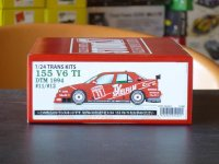 STUDIO27【TK-2471】1/24 155V6TI #11 #12 DTM 1994 conversion kit