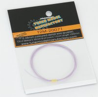 T2M【T2M-2007I】0.35mm colored detail wire (purple)
