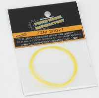 T2M【T2M-2007J】0.35mm colored detail wire (yellow)