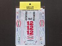 TABU DESIGN【12045】1/12 M23(1975)フルスポンサーデカール(T社対応)
