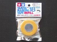 TAMIYA【ITEM-87035】マスキングテープ詰め替え用(18mm)
