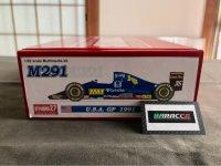 STUDIO27【FK-20339】1/20 M291 U.S.A GP 1991 kit