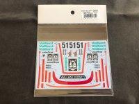 STUDIO27【SDT-2474】1/24 PORSCHE 935'kremer'#51 Zolder1977- Spare Decal(スタジオ対応)