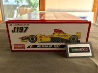 STUDIO27【FK-20342】1/20 J197 Belugian GP 1997 kit