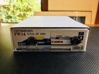 STUDIO27【TK-2062R】1/20 FW14'U.S.A.GP'1991トランスキット(F社対応)