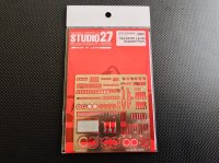 STUDIO27【FP-24216】1/24 AE101 LEVIN Upgrade Parts (H社対応)