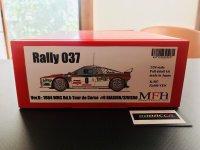 MFH【K-507】1/24 Rally 037 VerD  Fulldetail Kit