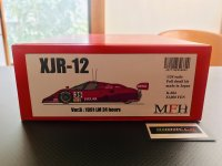 Model Factory Hiro 【K-684】1/24 XJR-12 VerB  Fulldetail Kit